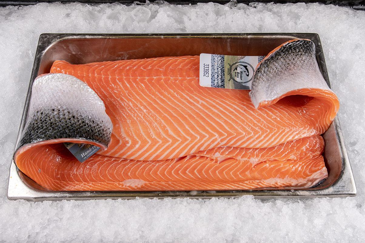 Organic-Salmon